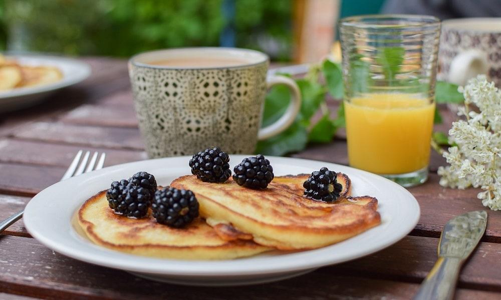 protein pancakes rezept fluffig gesund und proteinreich. Black Bedroom Furniture Sets. Home Design Ideas