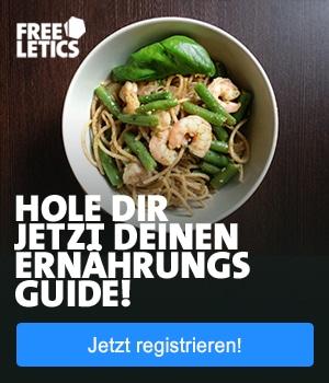 Freeletics Ernährungsguide