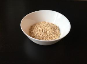 Overnight Oats gesundes Frühstück