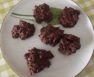 Sophia Thiel Rezepte Schoko-Erdnuss-Cookies