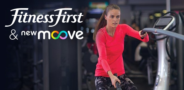 Fitness First und NewMoove