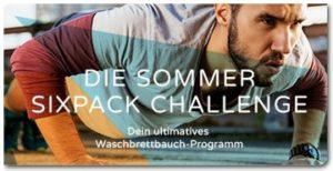 NewMoove Sixpack Challenge