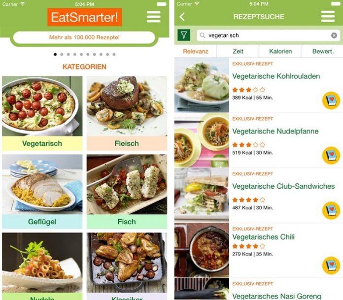 Eat Smarter App
