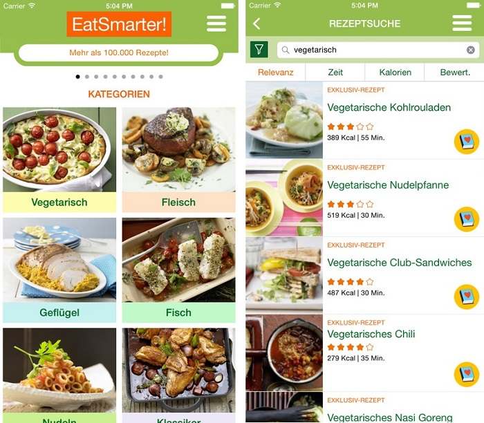 eat smarter rezepte zum abnehmen