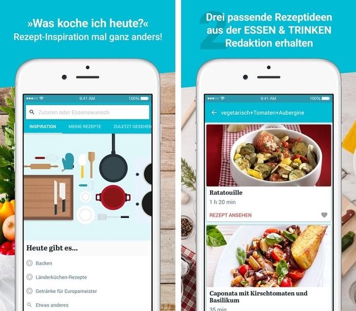 Rezepte ESSEN & TRINKEN App