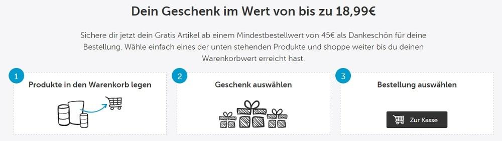 Vitafy.de kostenloses Geschenk
