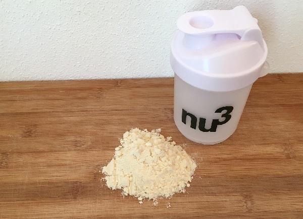 nu3 Test Shaker