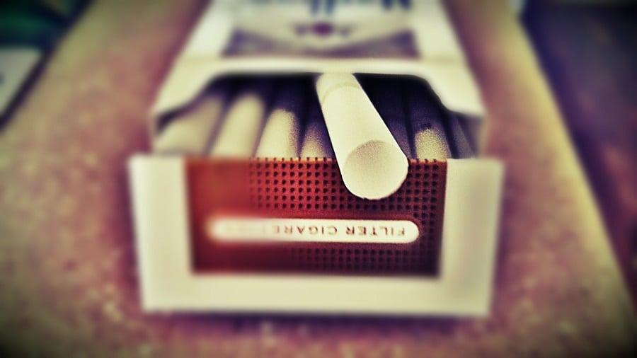 Testo-Killer Nikotin