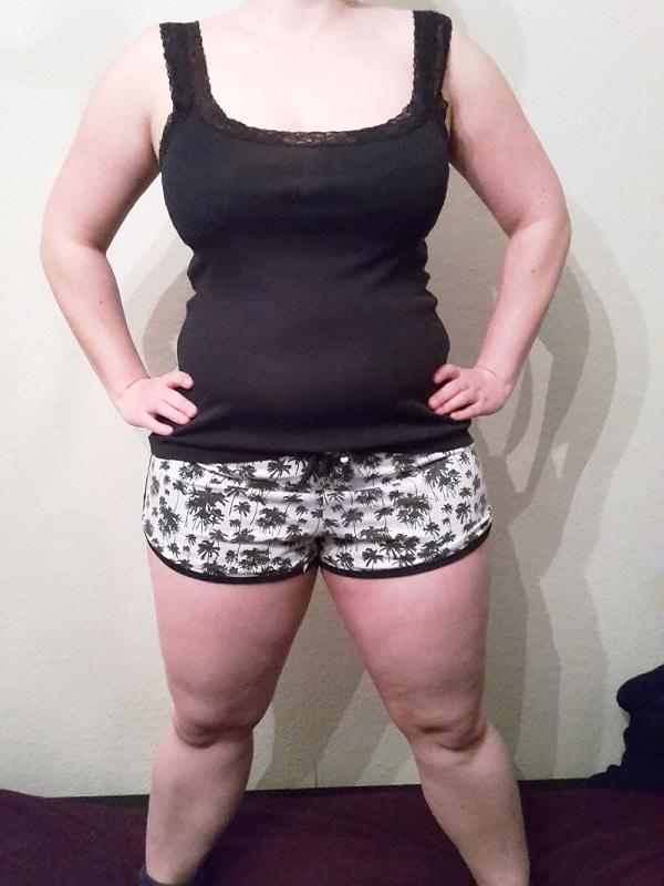 BodyChange Test vorher Bild