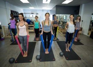 Fitnessband Übungen