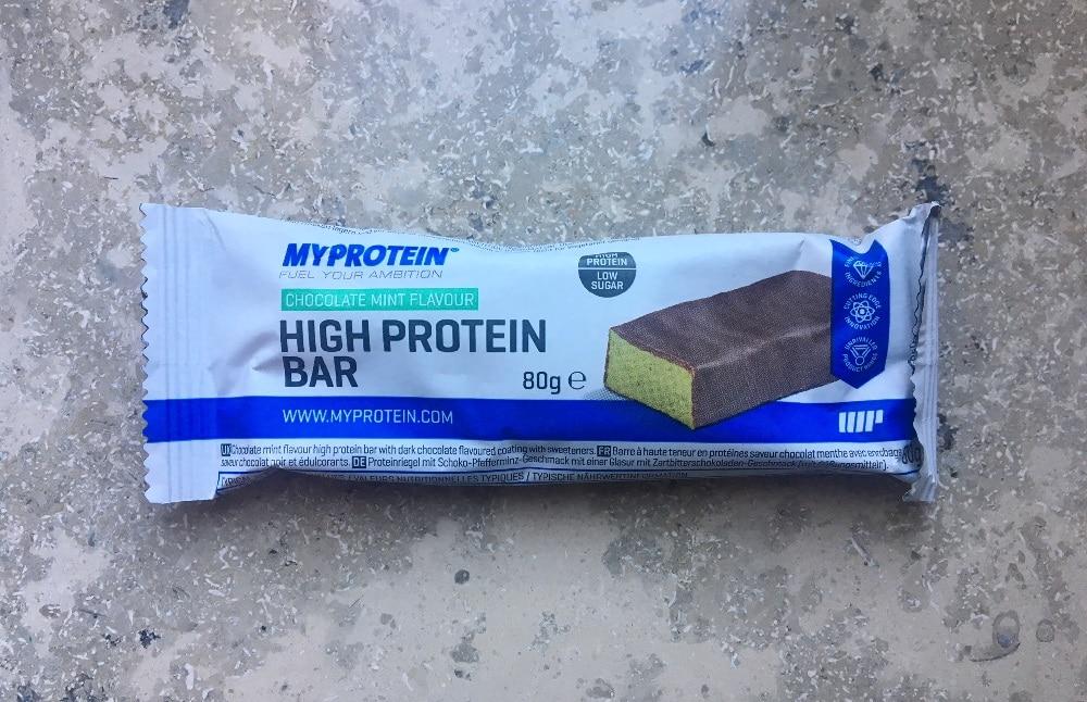 Protein Riegel Test