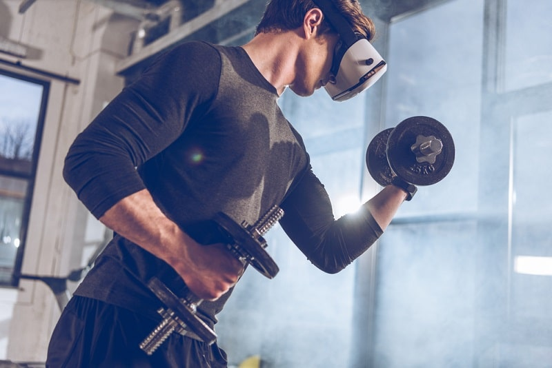 Virtual Reality Fitness - Fitness Trend