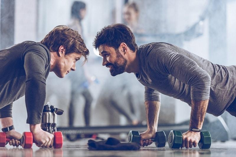 Intervallfasten Erfolge und Muskelaufbau
