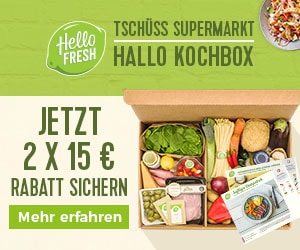Hellofresh Aktion