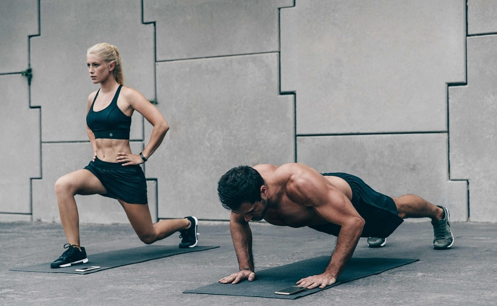 Freeletics Erfahrungen - Workouts Training