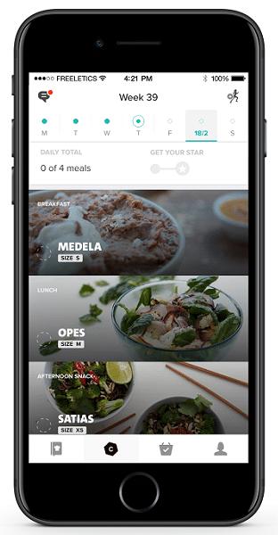 Freeletics Ernährung - Rezepte und Gerichte