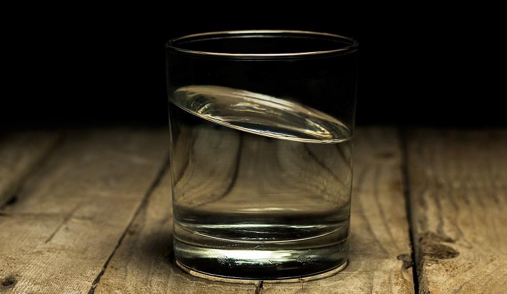 Ohne Sport Abnehmen - genügend trinken