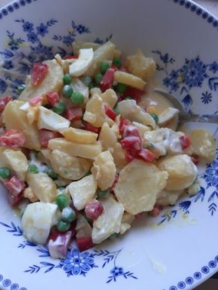 WW Kartoffelsalat