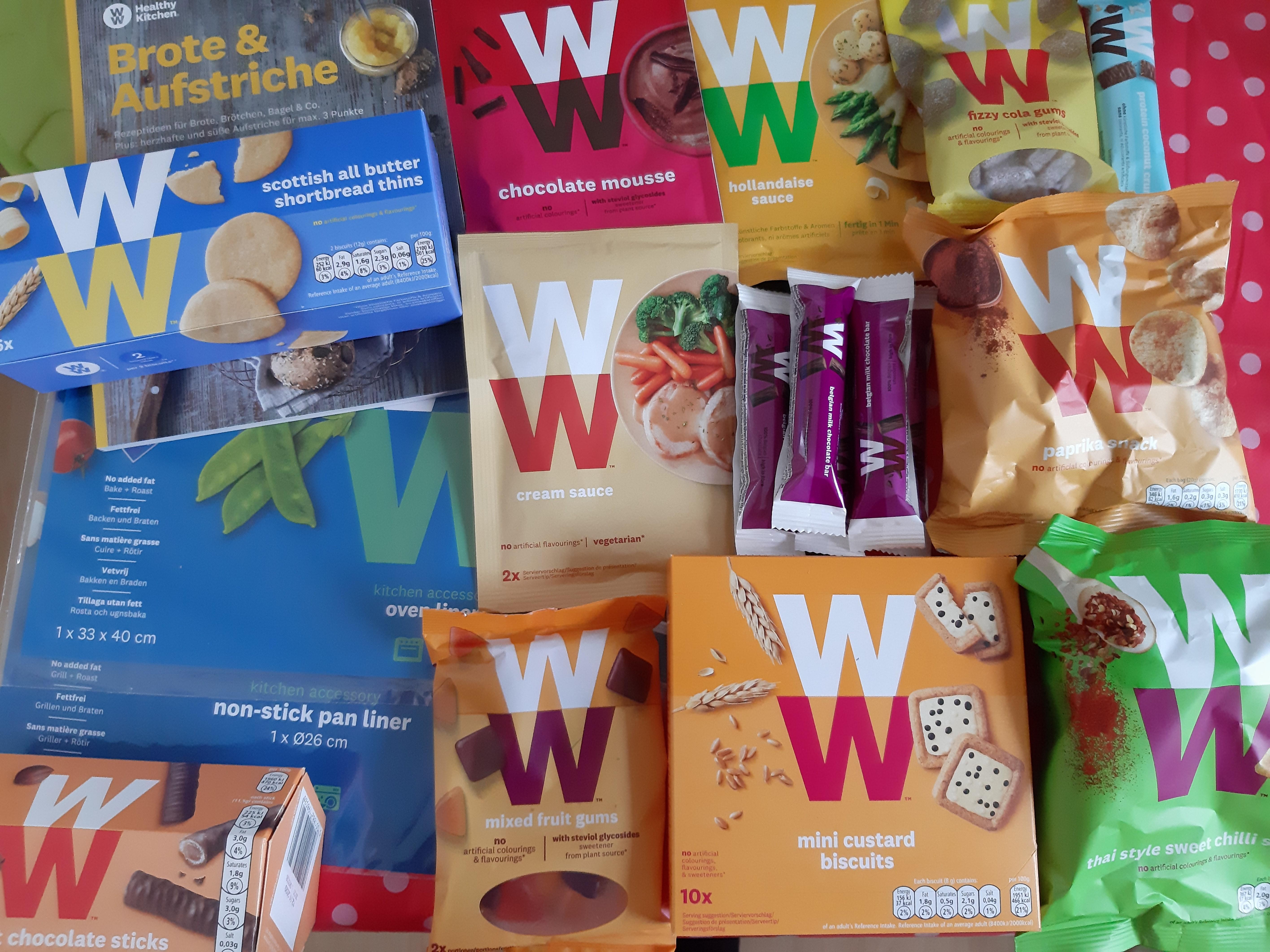 WelnnessWins - Gutschein für den Weight Watchers Shop