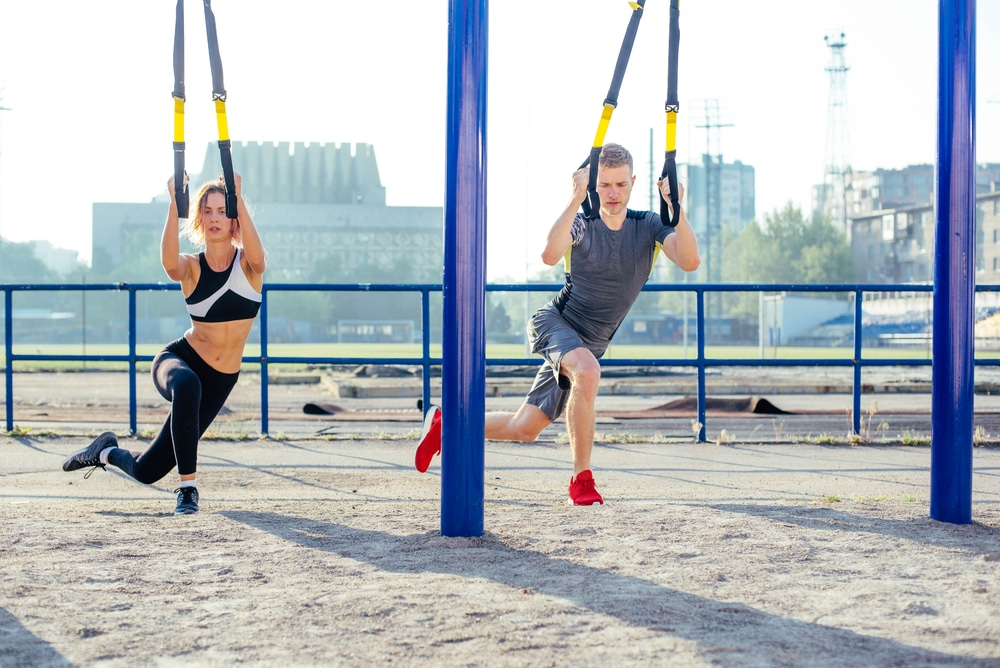 TRX Training Schlingentrainer