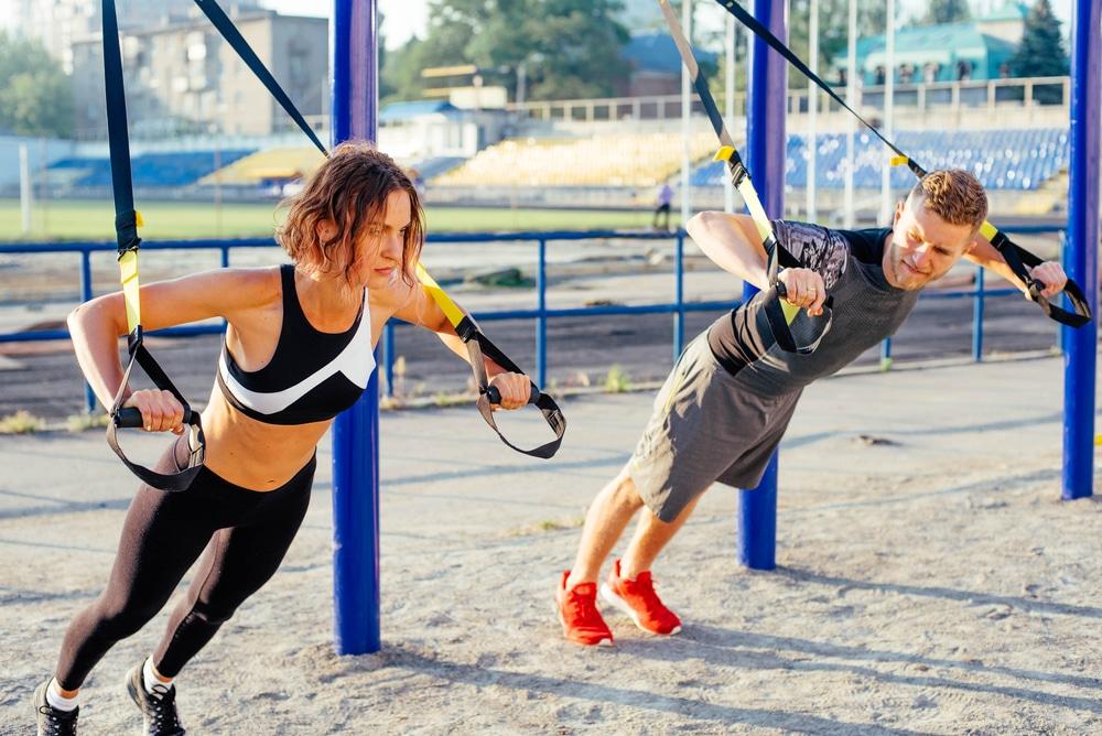 TRX Übungen
